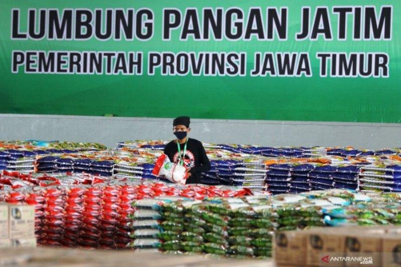 Lumbung Pangan Jatim juara lomba inovasi daerah dari Kemendagri