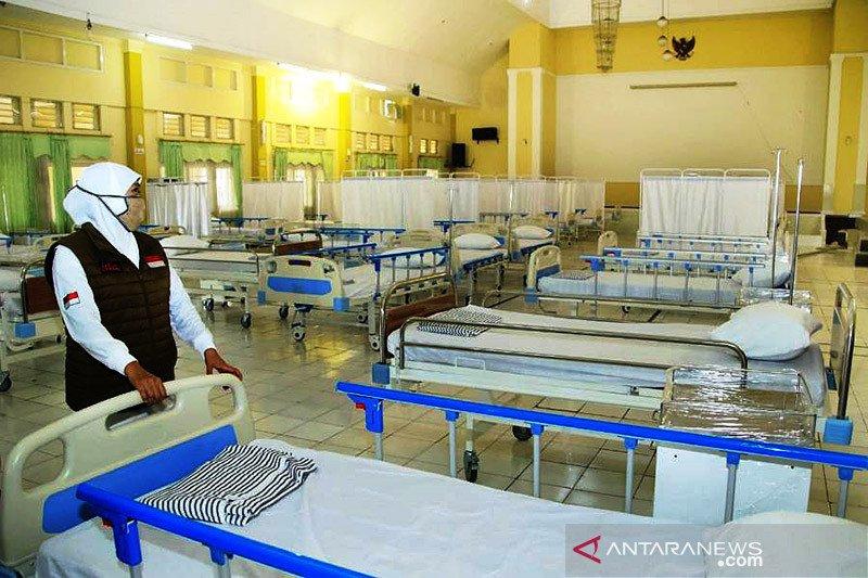 Jatim pastikan ketersediaan tempat tidur isolasi pasien COVID-19