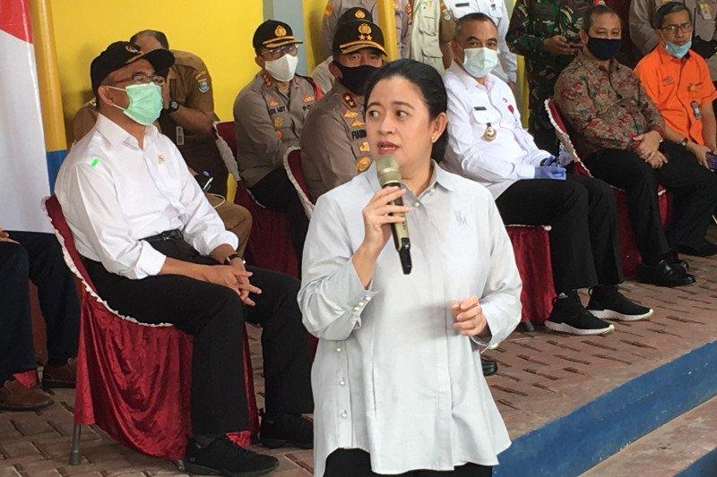 Ketua DPR laporkan evaluasi program bansos di Kabupaten Tangerang