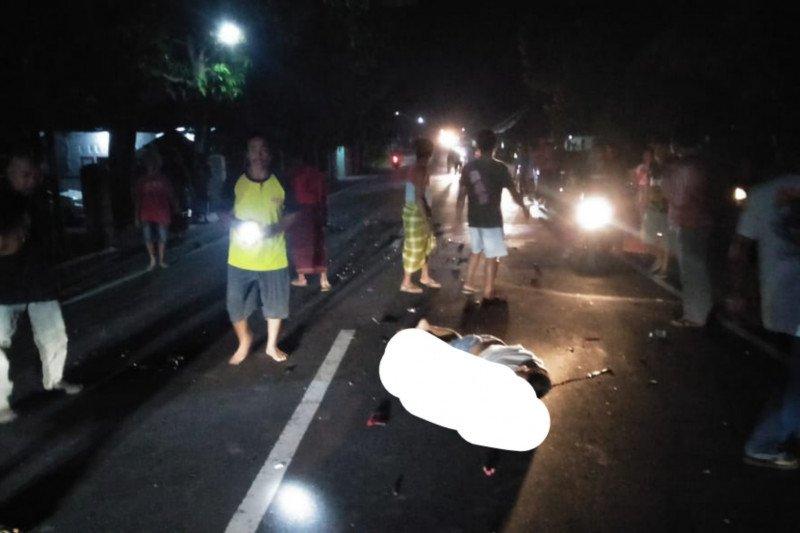 Tabrakan beruntun di Lombok Tengah, tiga orang jadi korban