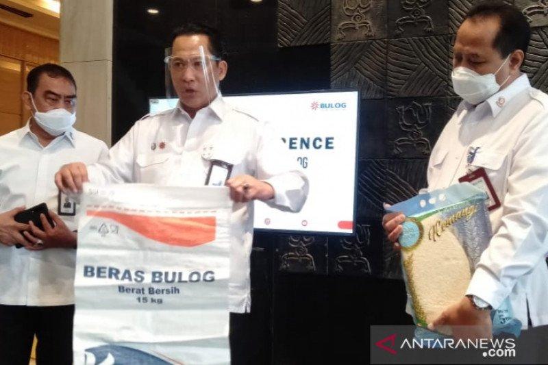 Perum Bulog siap salurkan 900 ribu ton beras untuk 10 juta keluarga