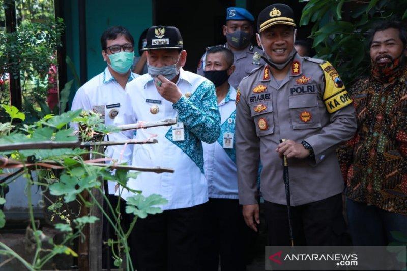 Pemkot-Polresta Pekalongan canangkan dua Kampung Tangguh Nusantara