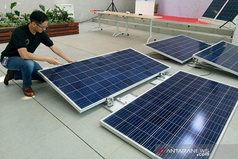 Industri PLTS Atap mulai sasar pasar luar Jawa