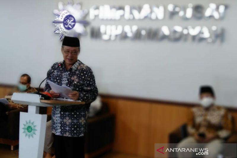 Muhammadiyah tak rekomendasi Shalat Idul Adha di lapangan dan masjid