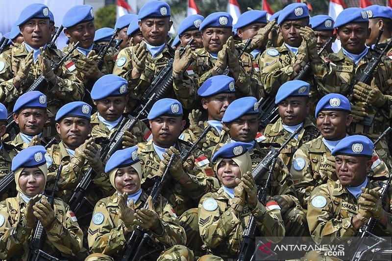 Pandemi ciptakan tantangan baru bagi pasukan pemelihara perdamaian