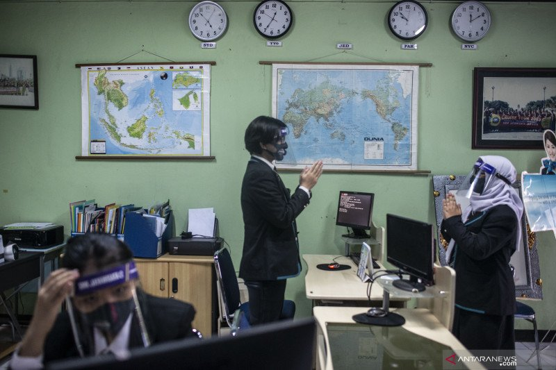 DKI targetkan makin banyak lulusan SMK terserap industri