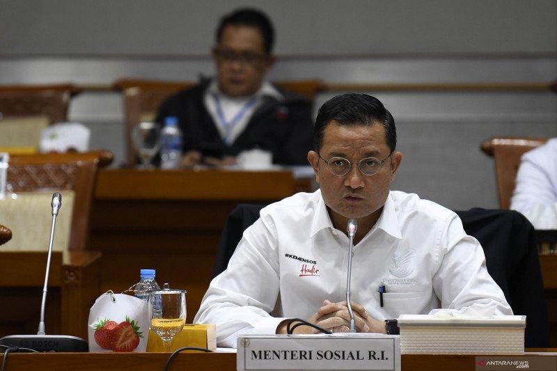 Raker Komisi VIII dengan Menteri Sosial