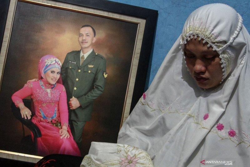 Keluarga Serma Rama Wahyudi akan mendapatkan santunan dari PBB
