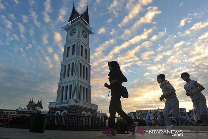 Nihil, kunjungan wisatawan asing ke Sumbar April-Juli