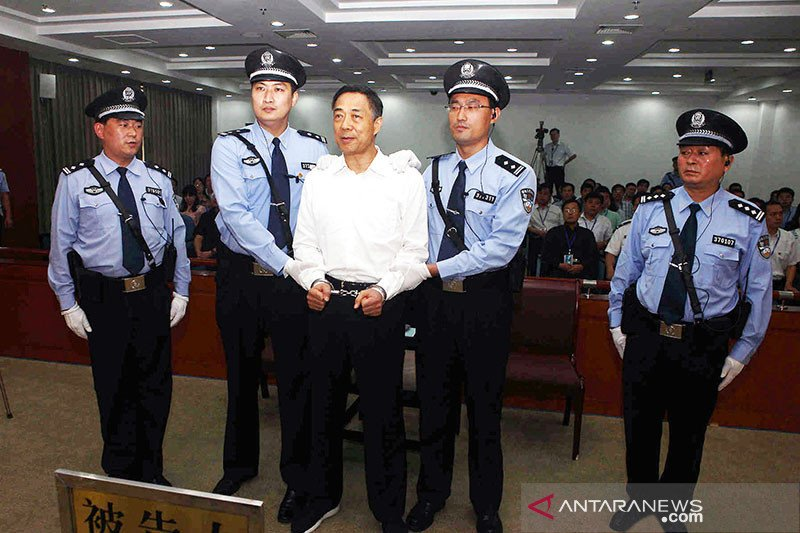 Mantan pejabat Kementerian Perkeretaapian China serahkan diri