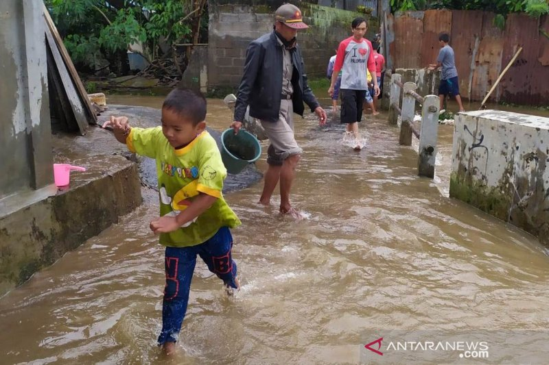 BPBD Rejang Lebong upayakan penanganan banjir musiman