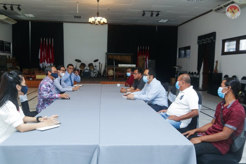 KBRI Kolombo dampingi ABK WNI korban penganiayaan