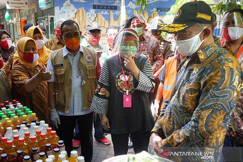 Menko PMK apresiasi berbagai sektor tangguh di Surabaya