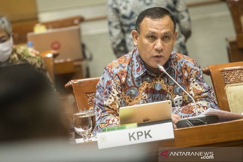 RDP Komisi III dengan KPK, PPATK dan BNN