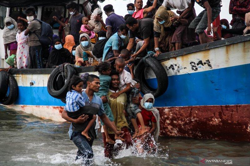 Malaysia tidak bisa lagi tampung pengungsi Rohingya