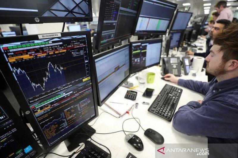 Saham Inggris berakhir lebih tinggi, indeks FTSE 100 naik 0,27 persen