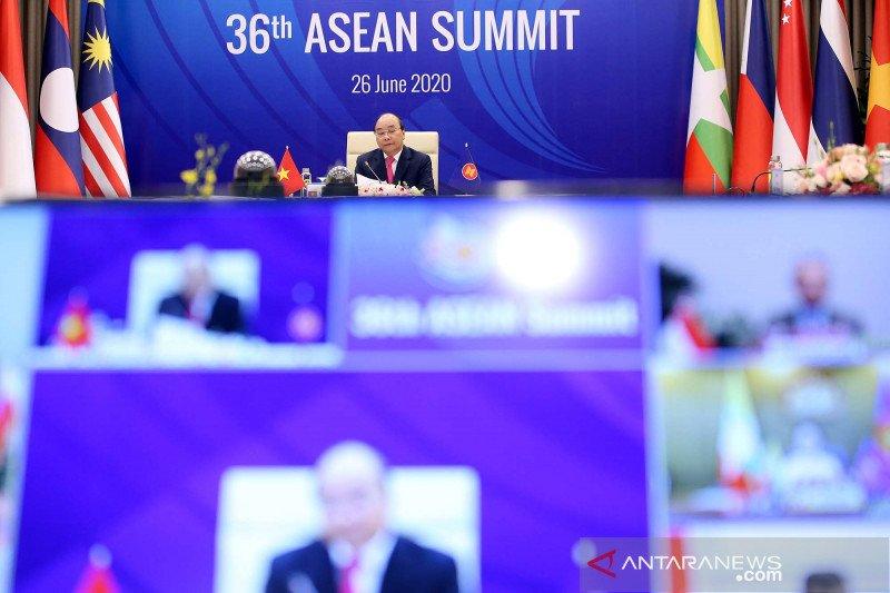 KTT ASEAN ke-36 di tengah pandemi COVID-19