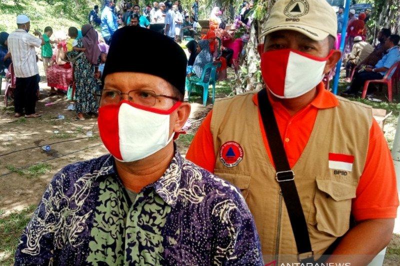 DFN kembali ke Depok dari Aceh dengan status positif COVID-19