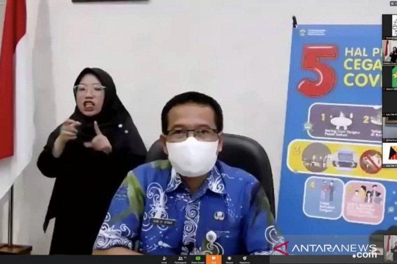 Kasus positif COVID-19 di Balikpapan kembali melonjak
