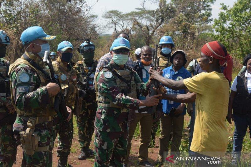 PBB: 55 orang tewas dalam dua serangan di Kongo timur