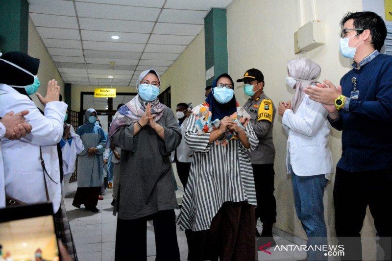 Jubir: Angka kesembuhan pasien COVID-19 di 11 provinsi 75 persen lebih