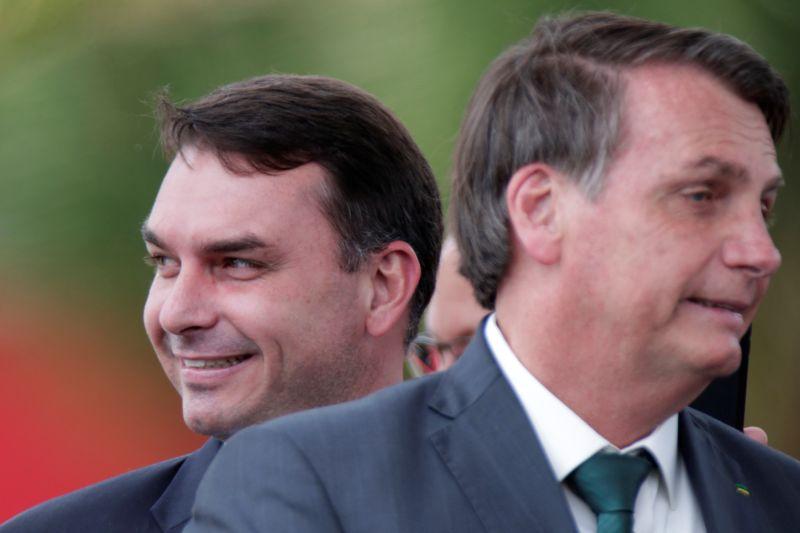 Putra sulung Presiden Brazil terinfeksi virus corona