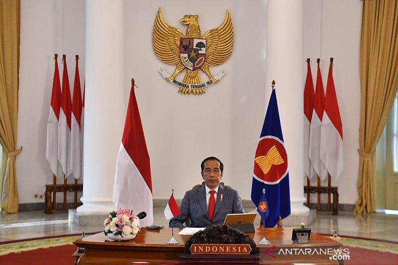 Presiden Jokowi usung ASEAN Travel Corridor dalam KTT ASEAN