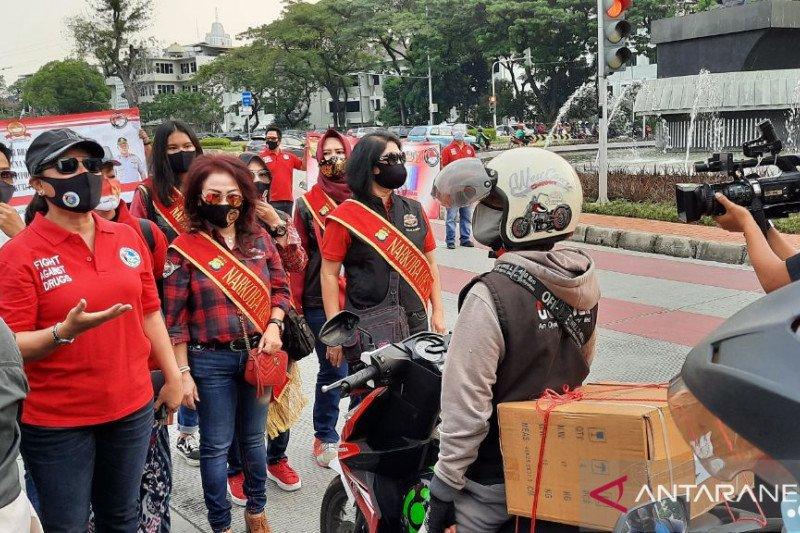 Polisi Jakarta Selatan ajak masyarakat lapor narkoba via aplikasi QLUE