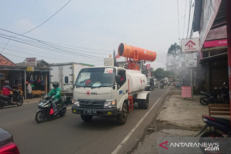 PSBB berakhir, PMI Tangerang gencarkan pencegahan COVID-19
