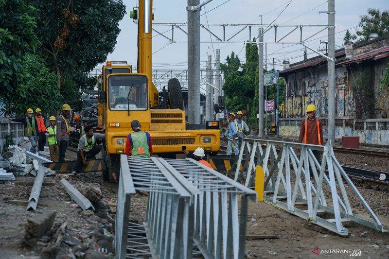Investasi elektrifikasi KRL Yogyakarta-Solo capai Rp1,2 triliun