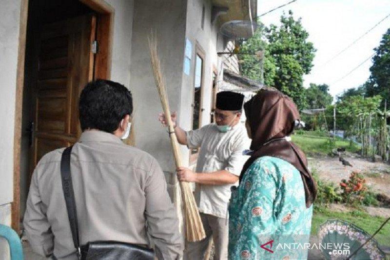 UMKM Babel akan mengekspor 12 ton lidi nipah ke Nepal
