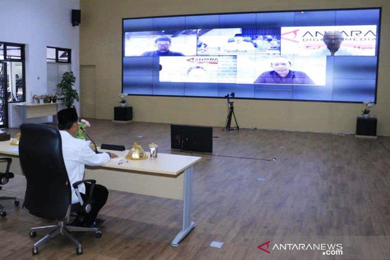 Pemkot Madiun gandeng Antara Digital Media sebarkan berita positif