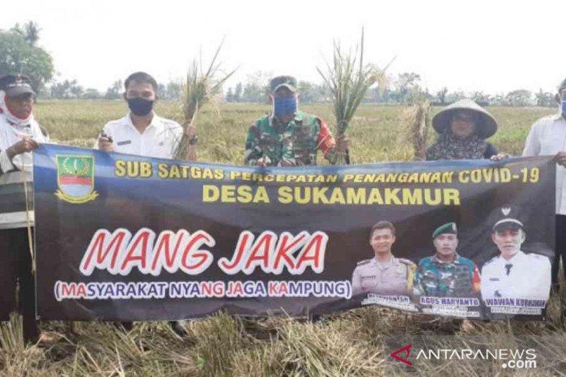 Kabupaten Bekasi siagakan Mang Jaka untuk hadapi COVID-19