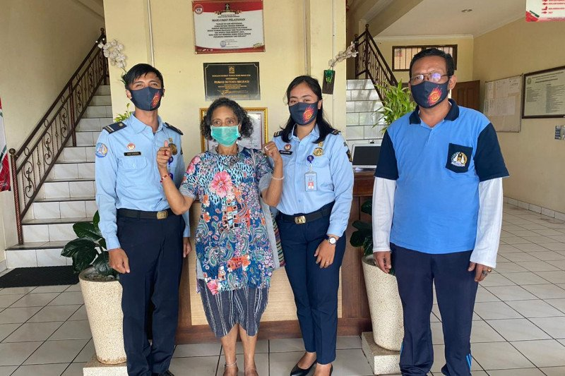 Rudenim Denpasar deportasi seorang warga Prancis