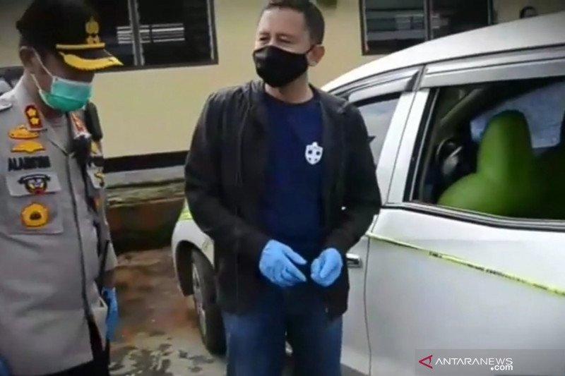 Residivis penyerang mapolres OKI tewas ditembak