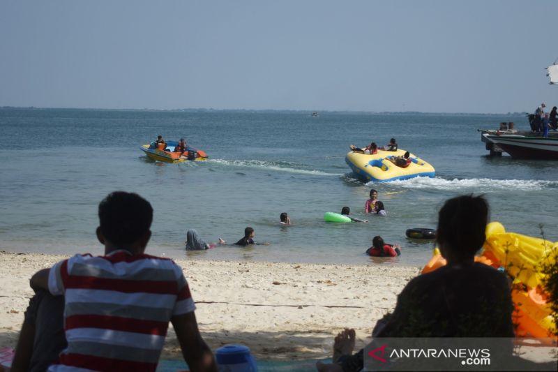 Tiket kapal Dishub ke Kepulauan Seribu diskon 50 persen