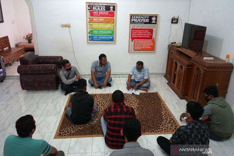 Yayasan Bersemi Gorontalo bantu rehabilitasi pecandu Napza