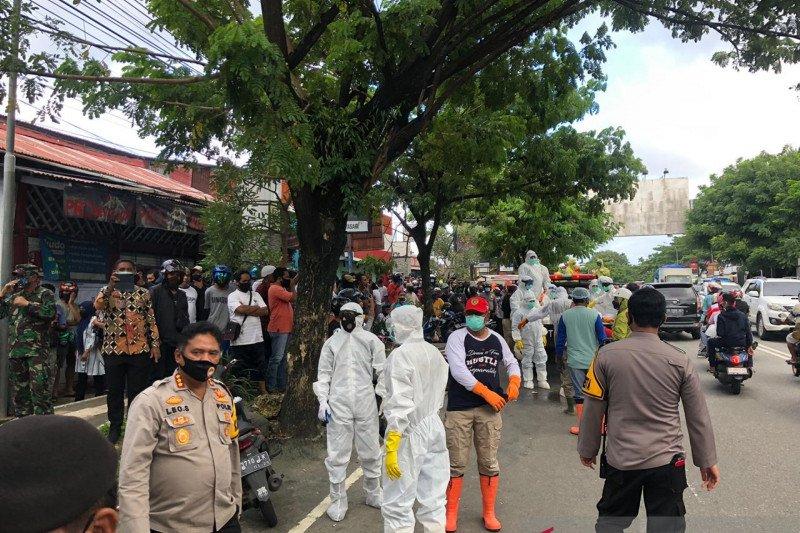 Polisi tindaklanjuti kasus perawat dianiaya keluarga pasien COVID-19