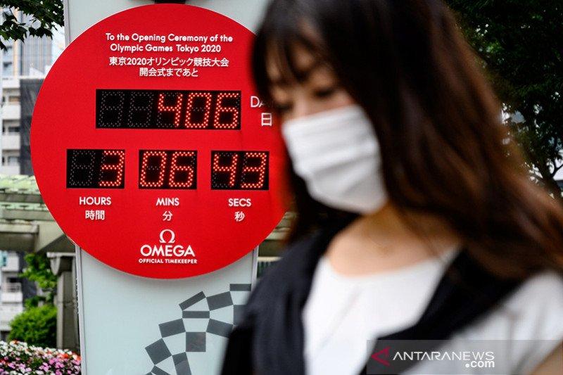 Hasil polling : setengah penduduk Tokyo tolak Olimpiade tahun depan