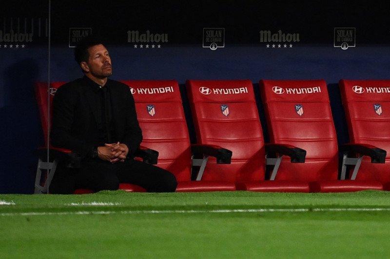 Simeone sangat rindukan penggemar Atletico