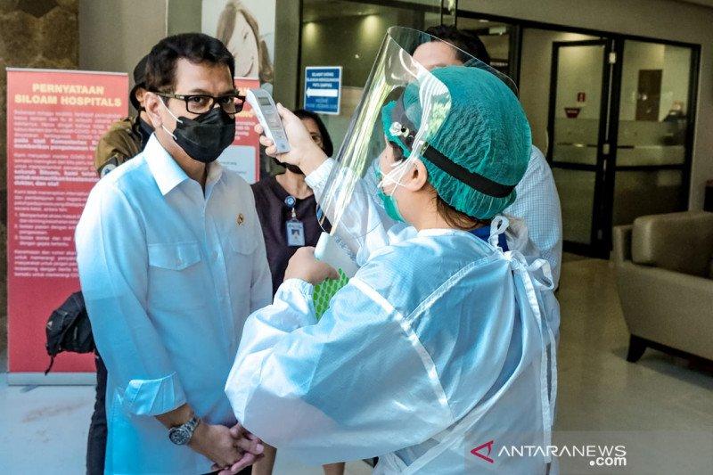 Penerapan protokol kesehatan di destinasi wisata dipantau ketat