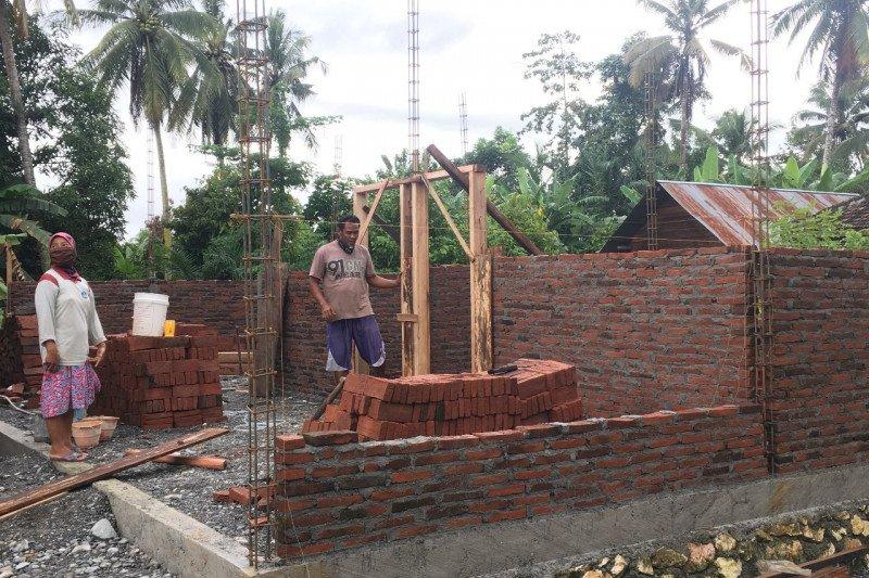 PUPR bedah 488 rumah tidak layak huni di Kabupaten Morowali