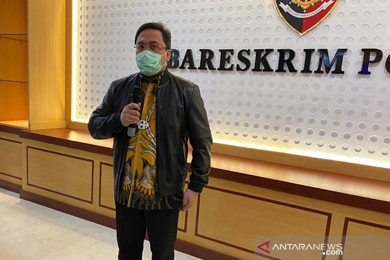 Ketua BPK laporkan Benny Tjokro ke Bareskrim Polri