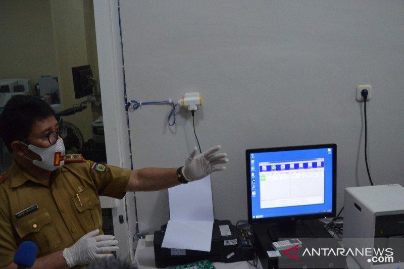 Labkes RS Anutapura Palu mulai difungsikan setelah direnovasi