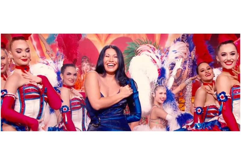 Anggun aris pertama dari Asia masuk peringkat 100 artis favorit Prancis
