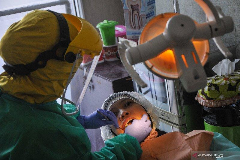Perawatan gigi tetap penting di tengah pandemi