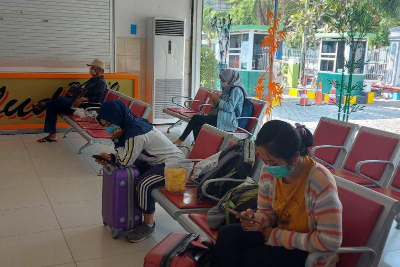 KAI Daop Madiun layani 18.152 penumpang sejak beroperasi kembali
