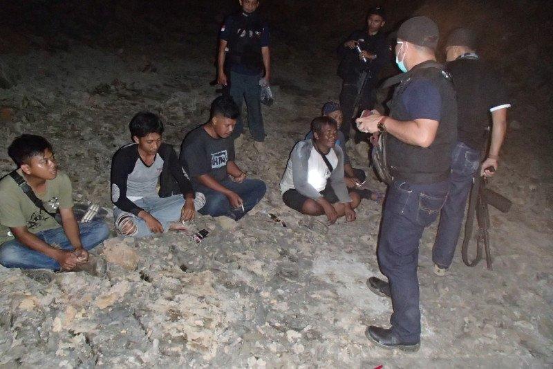 Gakkum KLHK setop tambang ilegal di Bukit Soeharto