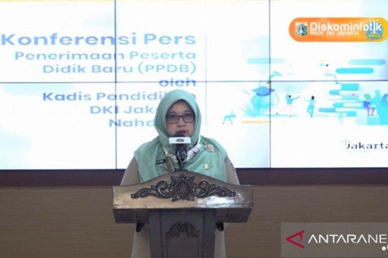 Dinas Pendidikan tegaskan tidak ada pembelajaran tatap muka di Jakarta