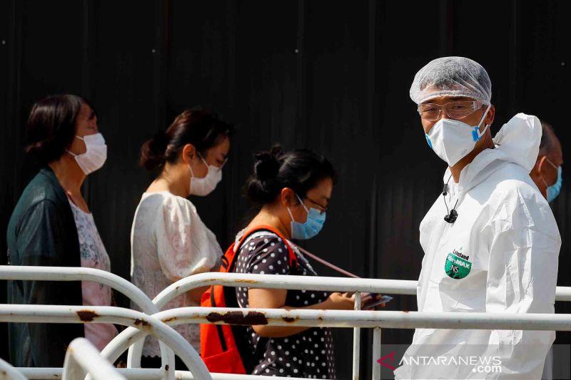 China daratan laporkan 33 kasus baru COVID-19, naik dari 25 kasus